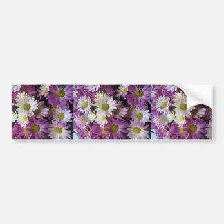 El jardín de la mariposa de VEGAS florece saludos Pegatina Para Coche