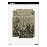 El jardín de la nobleza francesa, c.1640 (engravi iPad 3 skins