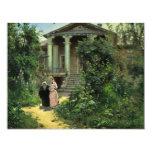 El jardín de las abuelas, por Polenow Wassilij Invitacion Personalizada