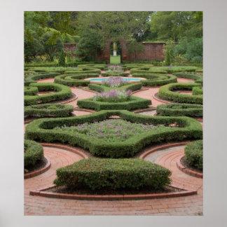 El jardín de Latham Impresiones