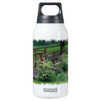 El jardín de Mercury Botella Isotérmica De Agua