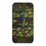 El jardín de Monet iPhone 4/4S Fundas