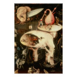El jardín de placeres terrestres: Infierno Poster