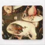 El jardín de placeres terrestres: Infierno Tapete De Ratón