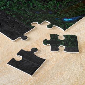 El jardín de sueños puzzle con fotos