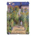 El jardín del artista de Claude Monet iPad Mini Fundas