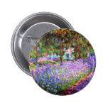 El jardín del artista en Giverny, Claude Monet Pins