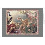 El jardín del Cupid - tarjeta del día de San Valen
