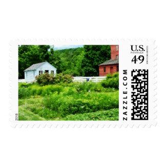 El jardín del granjero sellos postales