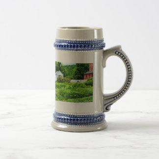El jardín del granjero tazas de café