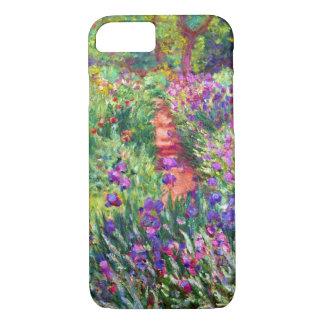 El jardín del iris de Claude Monet Funda iPhone 7