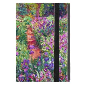 El jardín del iris de Claude Monet iPad Mini Cobertura