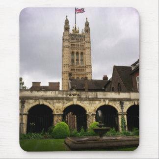 El jardín del monje de la abadía de Westminster Tapete De Ratón