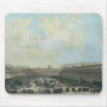 El jardín del Palais Royal, 1791 Mousepads