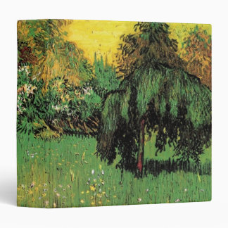 El jardín del poeta de Vincent van Gogh.