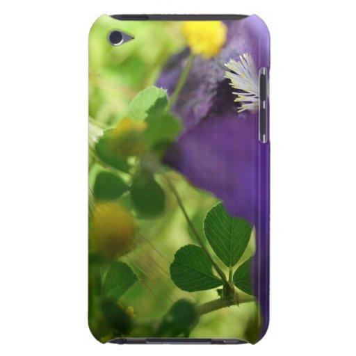 El jardín en la primavera iPod Case-Mate cárcasas