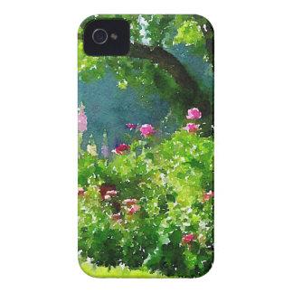 El jardín iPhone 4 carcasa