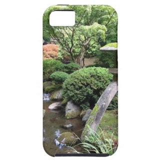 El jardín iPhone 5 funda