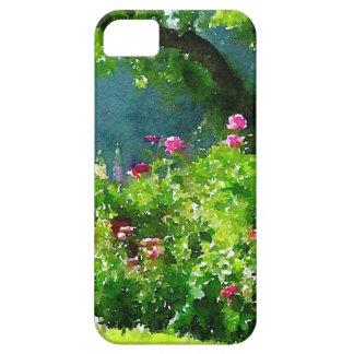 El jardín iPhone 5 carcasas