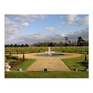 El jardín privado, Hampton Court, Reino Unido Tarjetas Postales