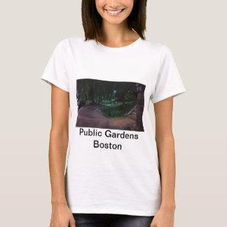 El jardín público de Boston Playera