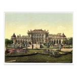 El jardín público y el casino, Viena, Austro-Hunga Postales