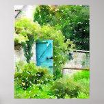 El jardín secreto poster