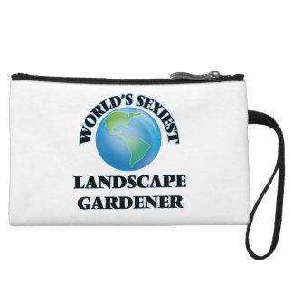 El jardinero del paisaje más atractivo del mundo