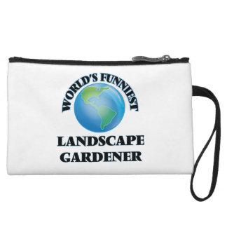 El jardinero del paisaje más divertido del mundo
