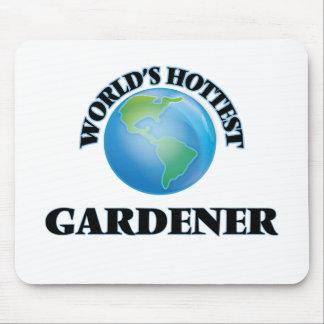 El jardinero más caliente del mundo tapete de raton