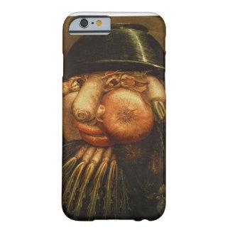 El jardinero vegetal, c.1590 (aceite en el panel) funda barely there iPhone 6