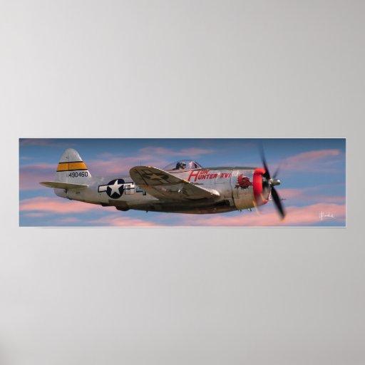 """""""El JARRO P-47 """" Impresiones"""