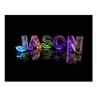 El Jason conocido en 3D se enciende (la Postales