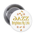 El jazz aclara mi vida pins