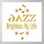 El jazz aclara mi vida poster