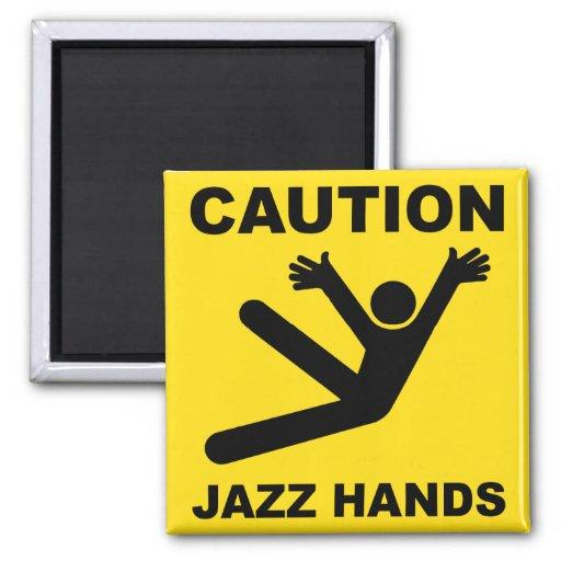 El jazz de la precaución da el imán