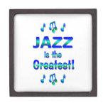 El jazz es el más grande caja de regalo de calidad
