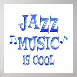 El jazz es fresco impresiones
