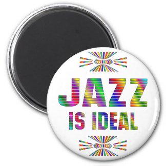 El jazz es ideal imanes para frigoríficos