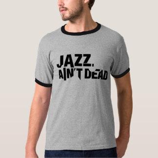 El JAZZ NO ES letras MUERTAS de la camiseta