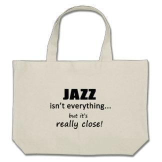 El jazz no es todo bolsa de mano