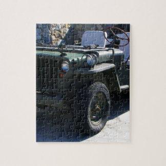 El jeep de Willy clásico Puzzles
