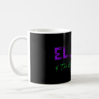 El Jefe and the Executive Look Coffee Cup