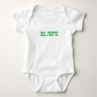 El Jefe Baby Bodysuit