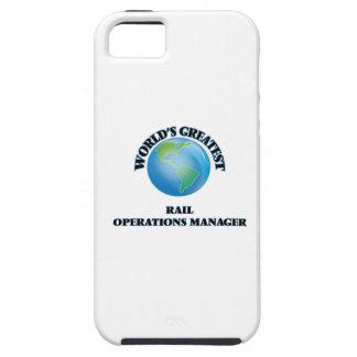 El jefe de explotación más grande del carril del iPhone 5 Case-Mate coberturas