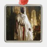 El jefe del Moorish Ornamentos De Reyes