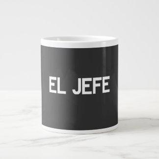El Jefe Giant Coffee Mug