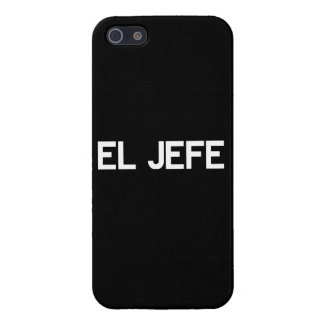 El Jefe Cover For iPhone 5