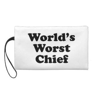 El jefe peor del mundo