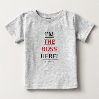 el jefe poleras